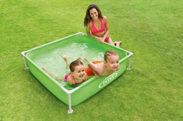 piscinette-intex-metal-frame-junior-verte57172