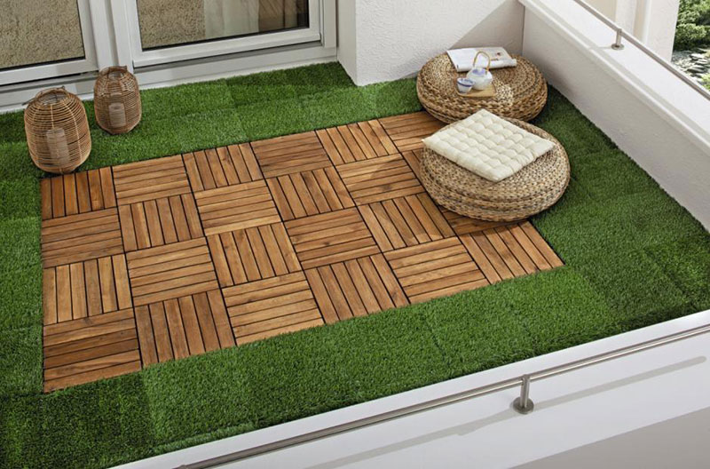 Pr parer son jardin pour l 39 t gazon naturel ou for Ideas para terrazas baratas