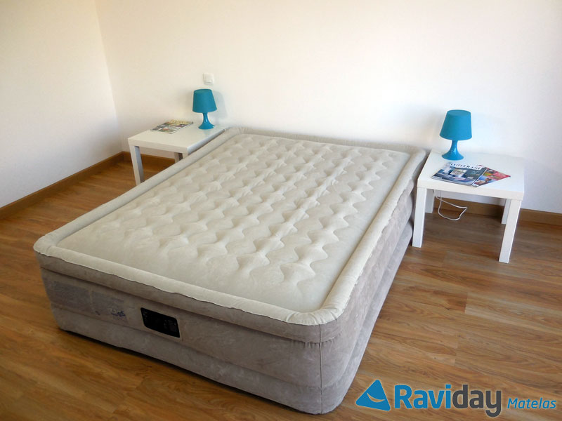 Test avis matelas gonflable intex ultra plush fiber tech - Spa gonflable 200 euros ...