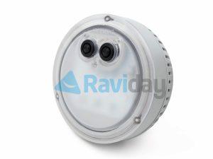 Raviday vous présente le spot lumière pour spa gonflable Intex