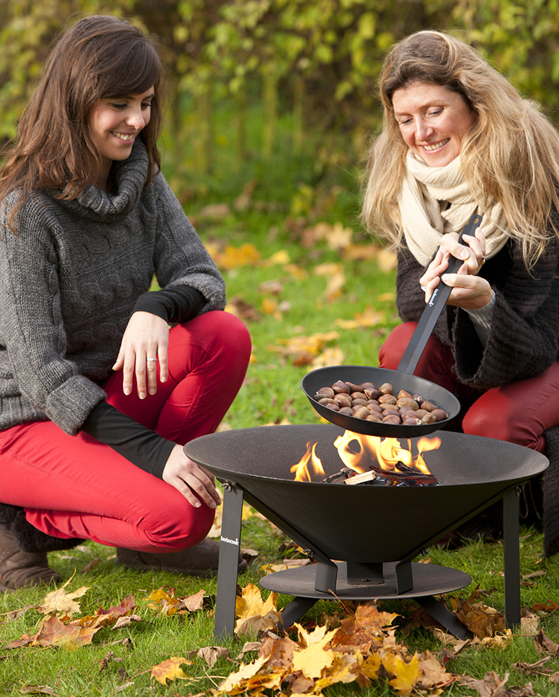 barbecue-automne-hiver-chataigne-brasero