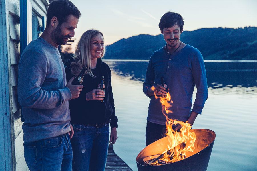 Barbecue Brasero Hofats Cone