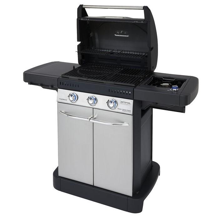 un barbecue 3 feux : le Master 3 Series Classic
