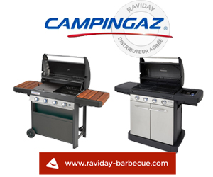 Voir les barbecues Campingaz