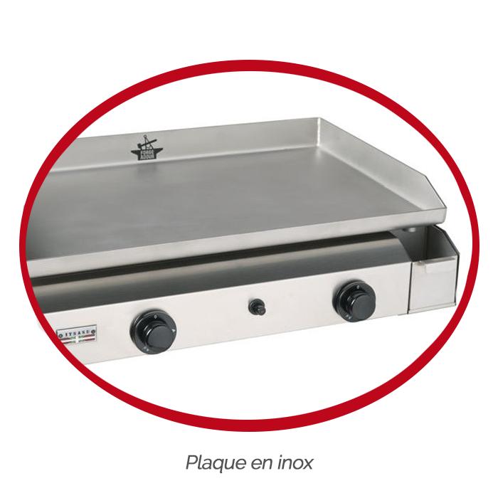 Meilleure plancha gaz inox quelle est la meilleure plancha feux gaz en with meilleure plancha - Plancha gaz plaque inox ...