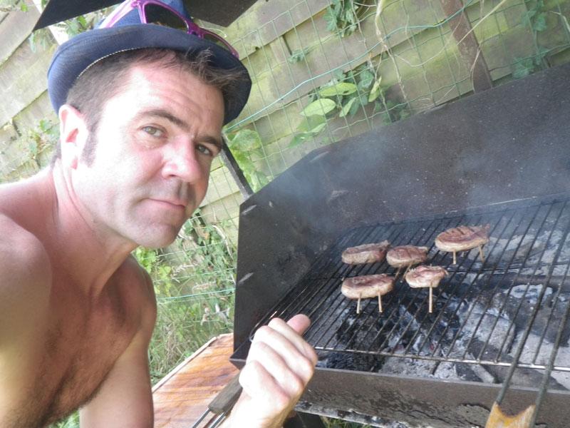 Fred animateur du blog You Barbecue