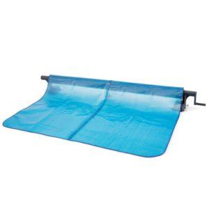 Enrouleur de b che pour piscine hors sol blog raviday for Nettoyer bache piscine