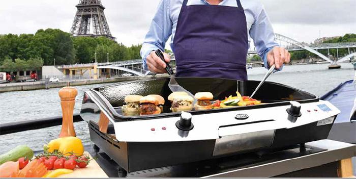 Plancha ENO de fabrication française