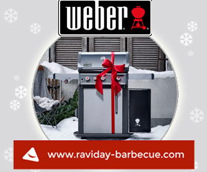 Voir les barbecues Weber
