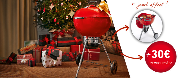 Promo Barbecue Weber Master-Touch