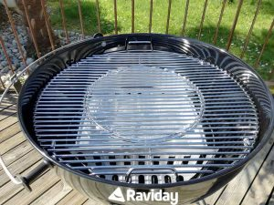 Grille GBS pour Master Touch Weber
