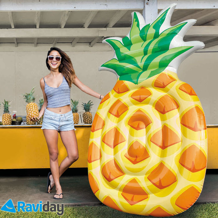 Ananas gonflable Intex