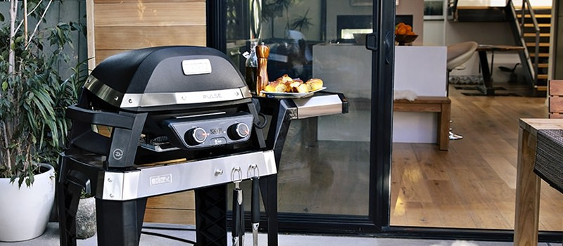 Barbecue électrique Pulse 1000 | Le site officiel de Weber®
