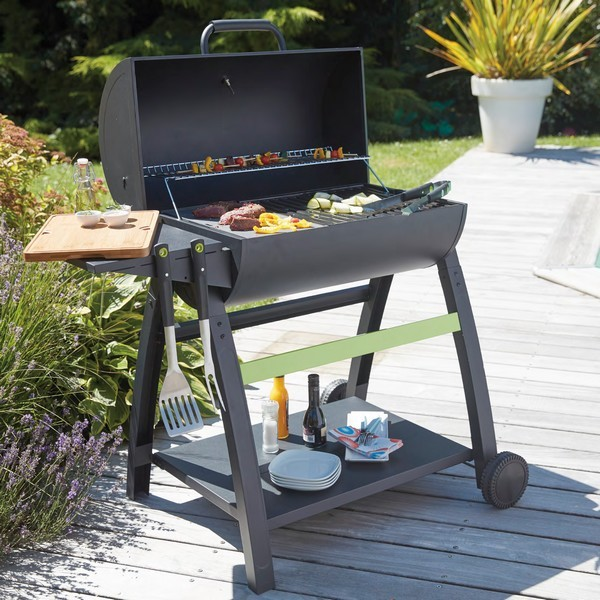 Barbecue charbon de bois Cook'In Garden TONINO