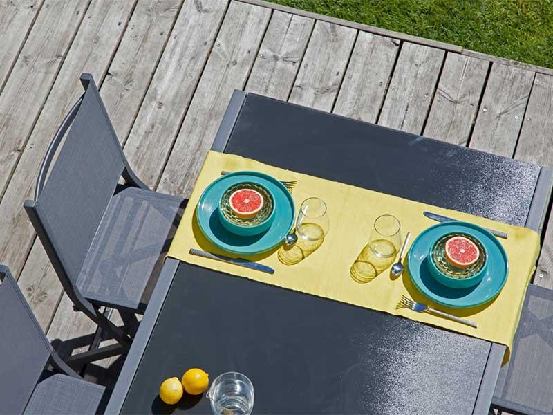 Comment entretenir et nettoyer une table de jardin ? - Blog ...