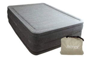 Meilleur matelas gonflable 2018 Confort Plush High Intex