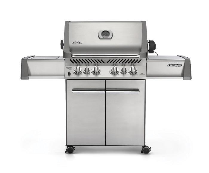 Barbecue à gaz Napoleon PRESTIGE 500 Inox