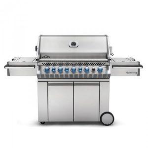 Barbecue à gaz Napoleon PRESTIGE PRO 665 Inox - 5 brûleurs - 4 259 €