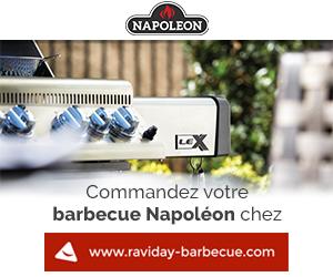 Barbecues à gaz Napoléon