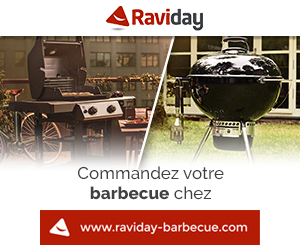 Voir le site Raviday Barbecue