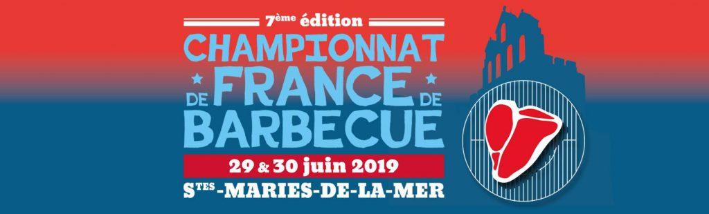 Championnat de France de Barbecue, Edition 2019