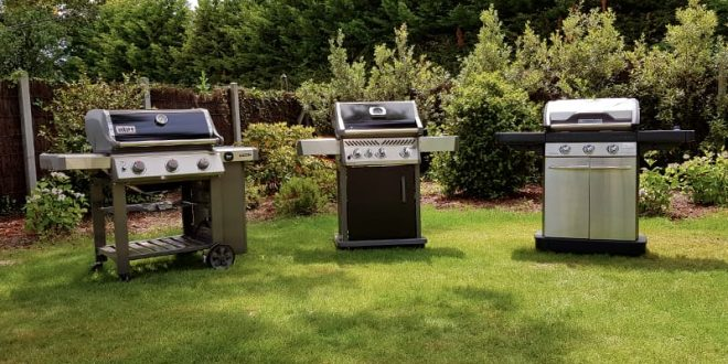 Comparatif barbecues à gaz Campingaz Weber et Napoléon