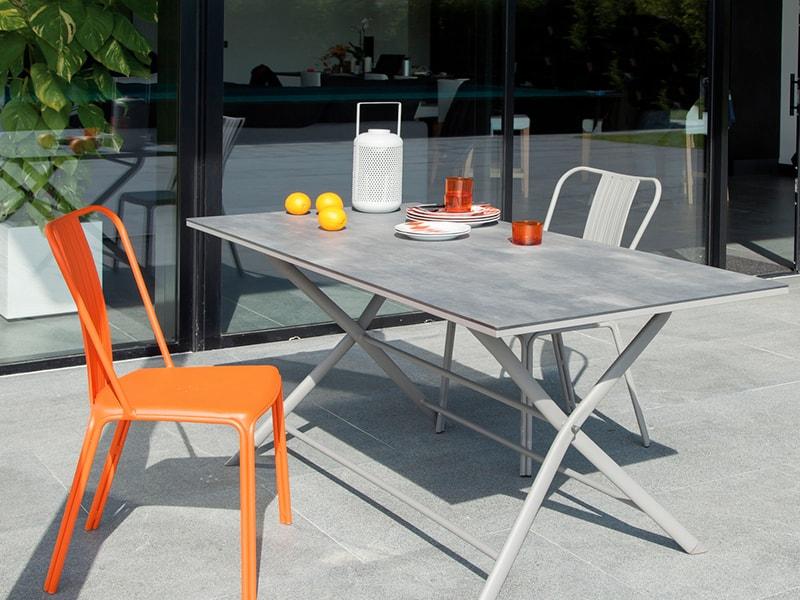 Table de jardin Azuro - Proloisirs