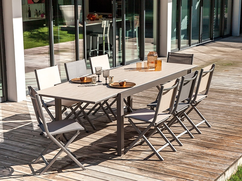 Table de jardin Bavella - Proloisirs