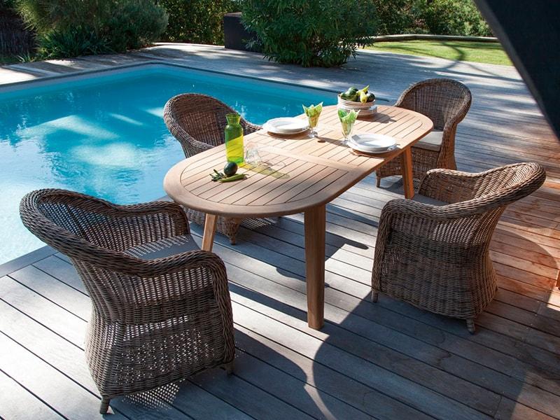 Table de jardin Lola - Proloisirs