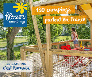 Flower Campings: Camping et location de mobil home en France