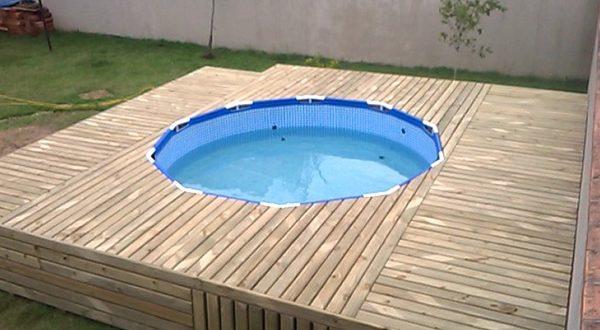 Des id es pour am nager sa piscine hors sol blog de raviday - Raviday piscine ...