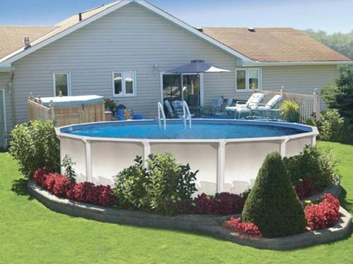 Des id es pour am nager sa piscine hors sol blog de raviday - Realiser sa piscine ...