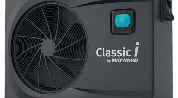 Pompe à chaleur Classic Inverter Hayward Ecli R32