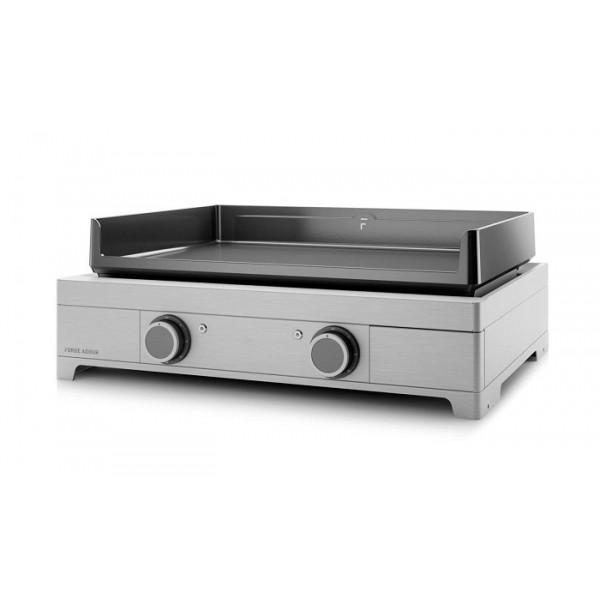 Plancha électrique Forge Adour Modern 60 Inox à 499€ au lieu de 579€