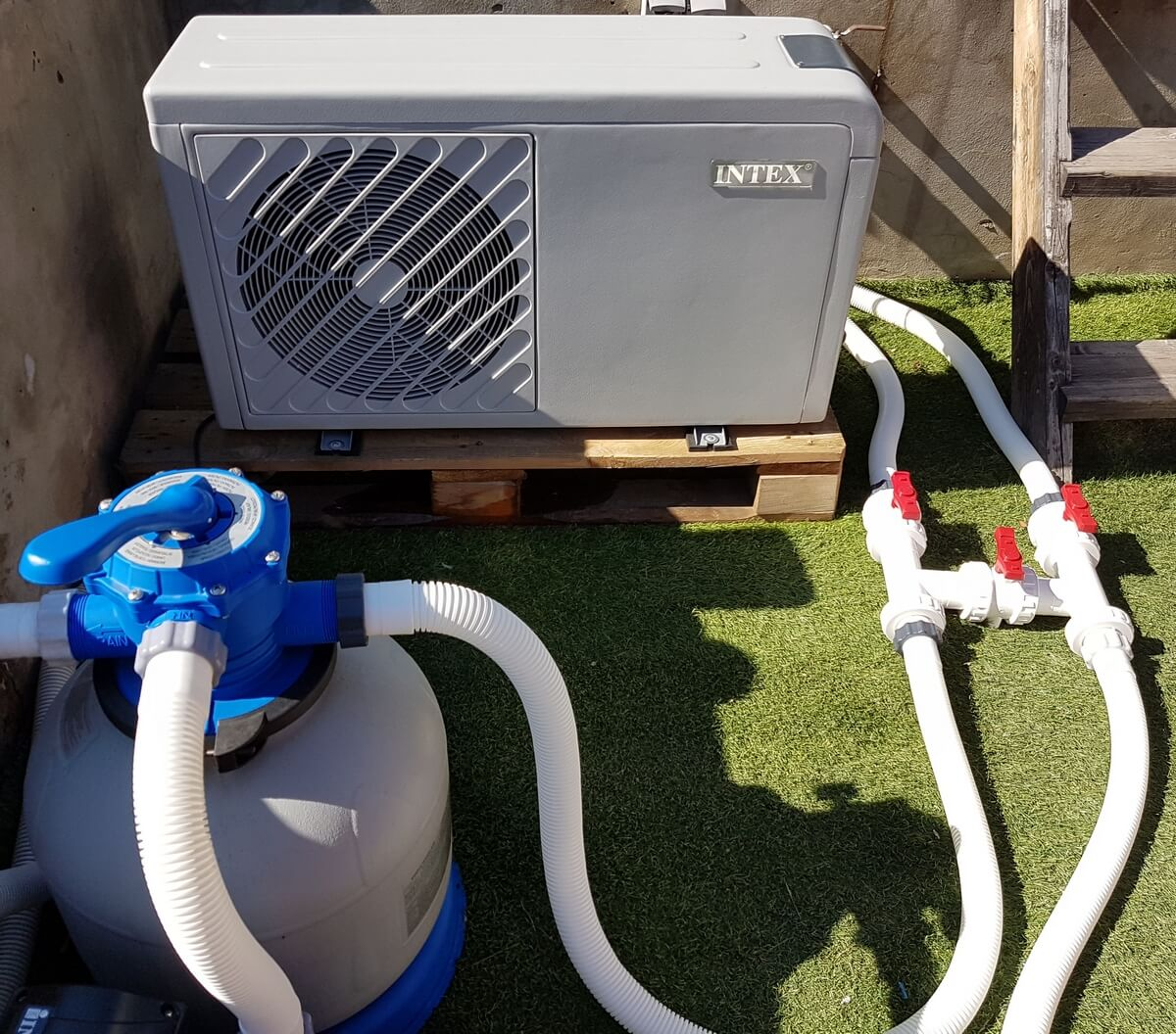 Comment Monter Une Piscine Hors Sol comment installer sa pompe à chaleur de piscine ? - blog de