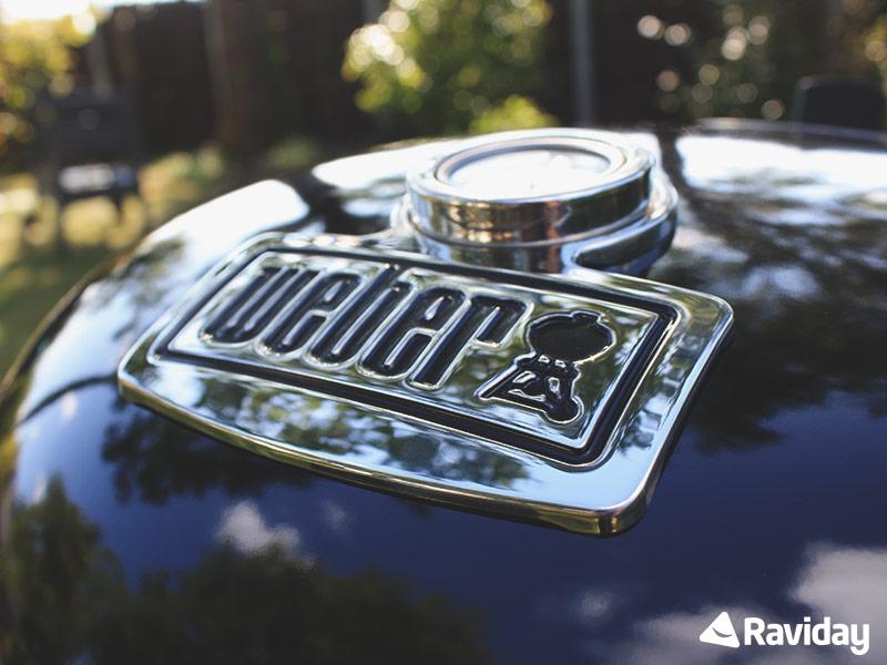 Badge Weber Premium