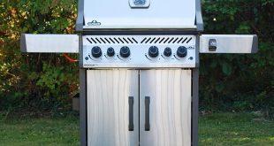Napoleon Rogue 525 SIB, un barbecue 4 brûleurs en inox