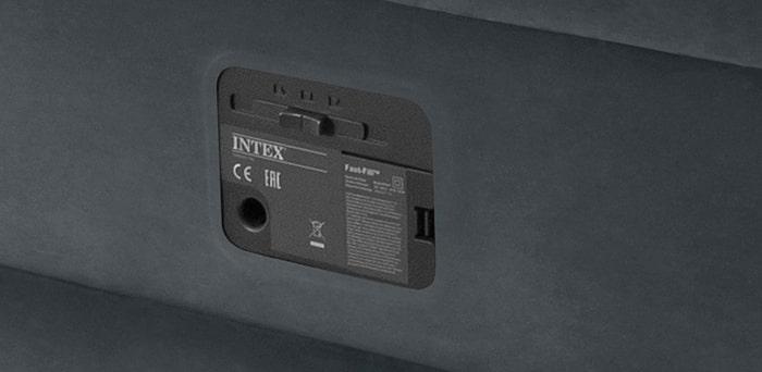 Nouveautés 2020 : Gonfleur électrique sur les airbeds Intex