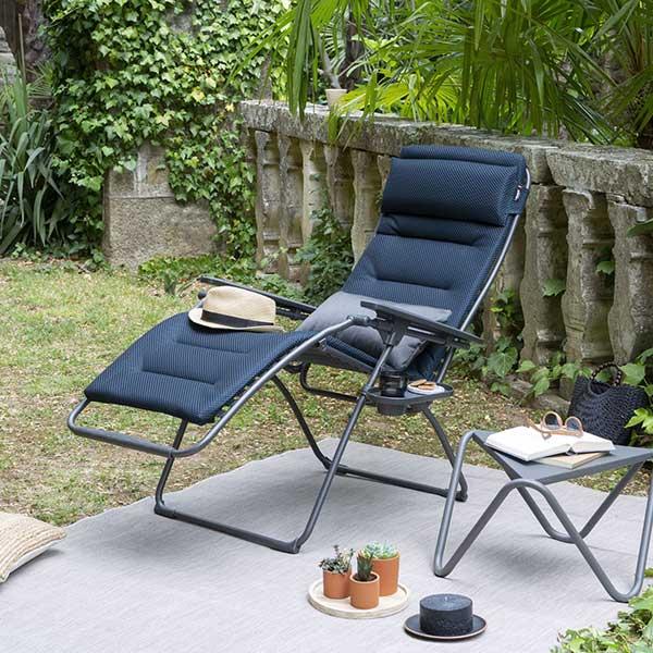 Fauteuil de Jardin Relax Becomfort Lafuma Mobilier