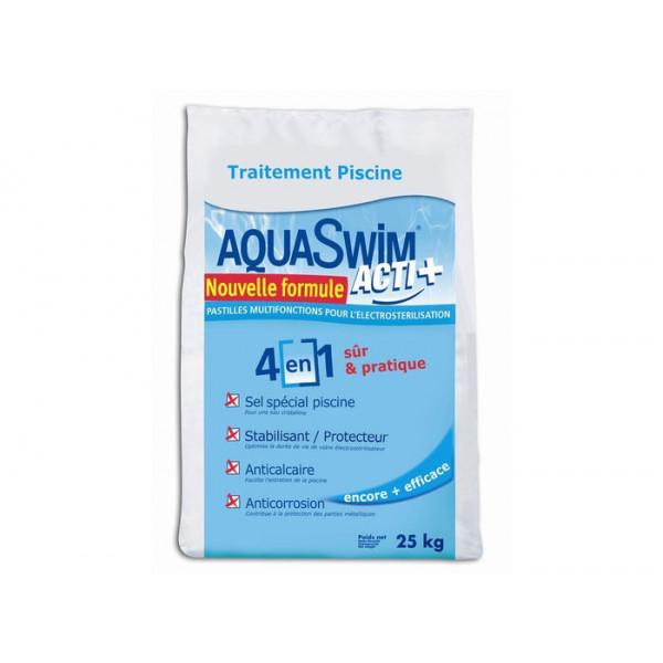 sac de sel traitement de l'eau de piscine