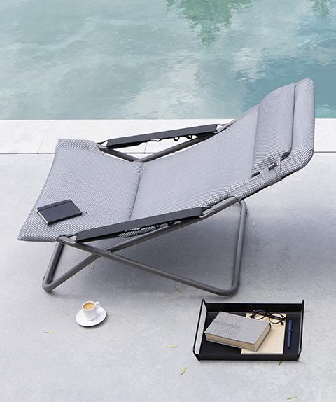 position zéro gravité - lafuma mobilier