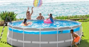 Piscine Intex Clear Window