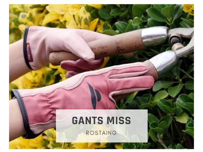Gants de jardinage Miss Rostaing