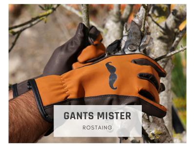 Gants de jardinage Mister Rostaing