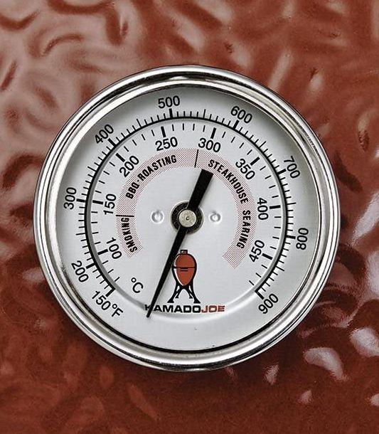 Plages de température possibles pour la cuisson au Kamado