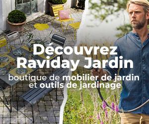 Découvrir Raviday Jardin