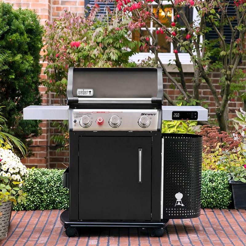 Barbecue à gaz connecté Weber Spirit EPX-325S GBS