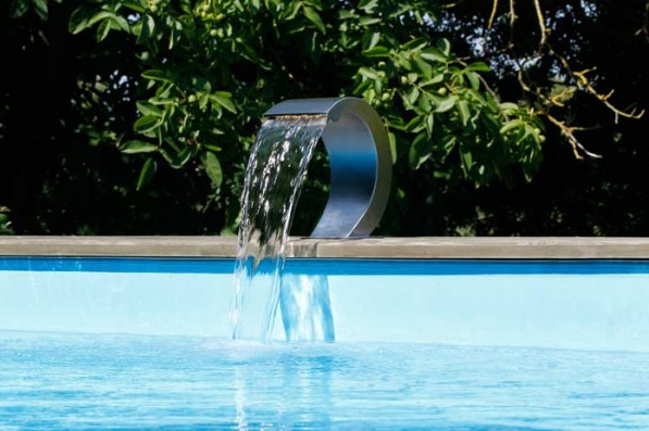 Cascade pour piscine Ubbink Mamba S LED