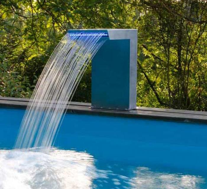 Cascade pour piscine Ubbink Straight