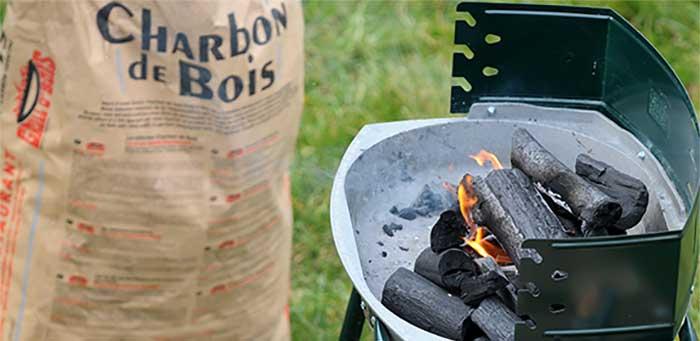 Grillobois Charbon de bois de qualité